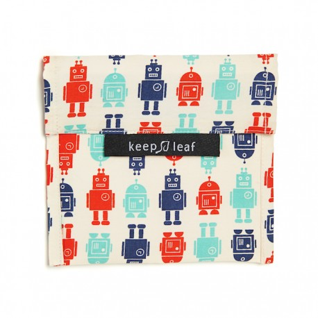 Keepleaf lunchbaggie Robot GreenPicnic