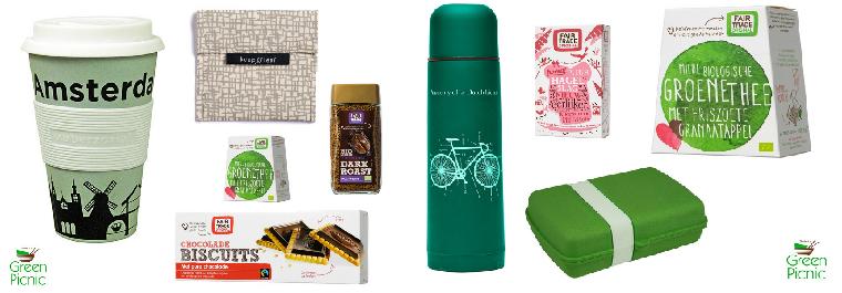Duurzame Kerstpakketten Greenpicnic