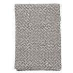 Klippan plaid organic cottonBasket Grey