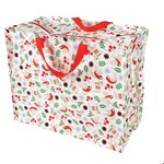 REX London Christmas Nordic shopping Jumbo bag