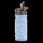 Retulp RVS drinkfles lichtblauw met drinktuit