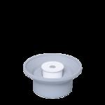 De Dopper sportscap grey - grijze bidondop