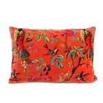 GreenPicnic Cushion Paradise Large Spiced Coral van Imbarro