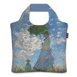 Ecozz Ecoshopper Woman with Parasol van Claude Monet bij GreenPicnic