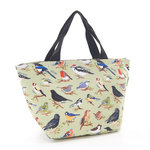Eco Chic lunch bag Wild Birds van gerecycled plastic