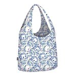 Ecozz little big bag shopper met Short Spring bloemenprint