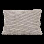 Imbarro cushion Poppy Grey