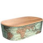 Bamboofriends de luxe lunxhbox worldmap