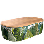 Bamboofriends de luxe lunchbox Exotic Leaves