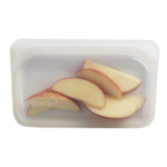STasher Bag snack size, siliconen bewaar zakje