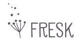 Fresk logo Nederlands merk met scandinavisch design