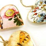 Imbarro hart hangers drie stuks