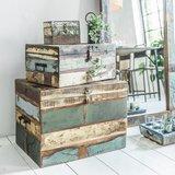 Raw Materials kisten van gerecycled en gecertificeerd sloophout