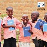 Kinderen met hun eigen Correctbook