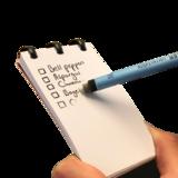 Duurzaam herbruikbaar en uitwisbaar kladblok van Correctbook bij Greenpicnic