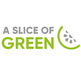 Logo A Slice of Green bij GreenPicnic