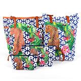Sjaal met Verhaal luipaard tassen verkrijgbaar bij GreenPicnic