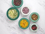 GreenPicnic Food Huggers Lids in diverse maten en kleuren verkrijgbaar
