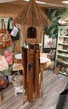 Fairtrade bamboe windgong Dolfijn Greenpicnic