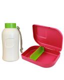 ajaa PLA drinkfles en lunchbox van suikerriet Greenpicnic