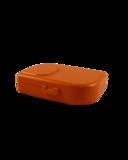 Ajaa Lunchbox Nana van bioplastic in oranje