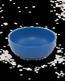 Ajaa schale blue, blauwe bak of kom van duurzaam bioplastic verkrijgbaar bij GreenPicnic