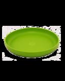 Ajaa bordje lime, groen bordje van milieuvriendelijk bioplastic bij GreenPicnic