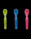 Ajaa baby lepel set van bioplastic bij greenpicnic