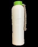 Ajaa PureFeel Bottle 0,8L van duurzaam bioplastic, verkrijgbaar bij GreenPicnic