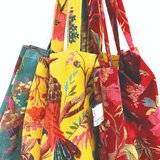 Greenpicnic tassen - Imbarro easy bag Paradise Rib