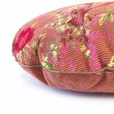 GreenPicnic - Imbarro Pouf Paradise Rib Old Pink