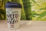 GreenPicnic - All You Need Is Coffee BambooCup