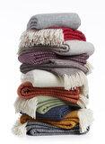 Eco Wool plaid van het Zweedse Klippan, verkrijgbaar bij officieel verkooppunt GreenPicnic