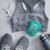 Pocket Stasher Bag Aqua - bewaren, invriezen, koken, meenemen