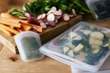 GreenPicnic - Stasher Bag Pocket White voor duurzame keuken