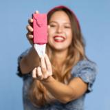 Perzik roze LastTissue 6-pack verkrijgbaar bij verkooppunt GreenPicnic