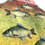 Vissen keukenschort van Imbarro bij Greenpicnic