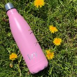 Izy Bottles RVS drinkfles in roze Greenpicnic