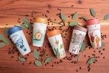 Bioloco Plant Coffee to Go bekers zonder melamine - Greenpicnic
