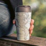 Bioloco Plant koffiebeker van natuurlijk materiaal zonder melamine en BPA, Greenpicnic