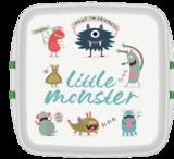 GreenPicnic, Bio plastic doosje voor tussendoortjes Little Monster van Biodora
