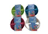 PLA bio plastic kinderservies set, BPA en melamine vrij