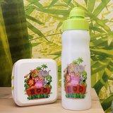 bio plastic lunchbox en schoolfles Greenpicnic