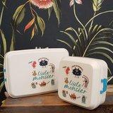 Monsters lunchboxen van Doraplast bioplastic Greenpicnic