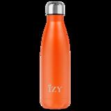 Grote Izy Bottles drinkfles - Sandstone Orange 500ml bij GreenPicnic