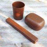 GreenPicnic - Duurzame badkamer producten van Croll and Denecke, gemaakt van vloeibaar hout