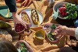 LMF Meal Kit Bio servies set to-go, voor op de camping of een duurzame picknick