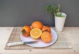 Kokos wit dinerbord van natuurlijke materialen - Zuperzozial Coconut White