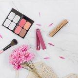 Beauty LastSwab Purple herbruikbare wattenstaaf voor het zorgvuldig bewerken van je make-up, te koop bij GreenPicnic