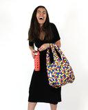 GreenPicnic opvouwbare boodschappentas van gerecycled PET - Kind Bag